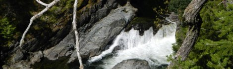 Sooke Potholes River & Waterfalls