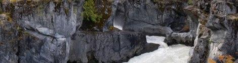 Nairn Falls Panorama