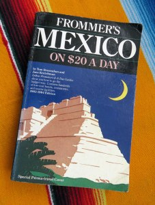 Frommer's travel guidebooks for Mexico 1983-84