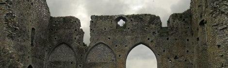 Cashel Hore Abbey in Ireland