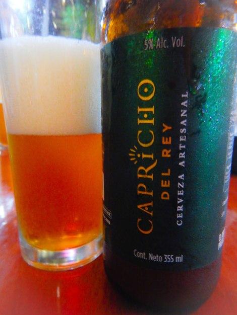 Capricho, a Cerveza Artesanal in Zihuatanejo, Mexico