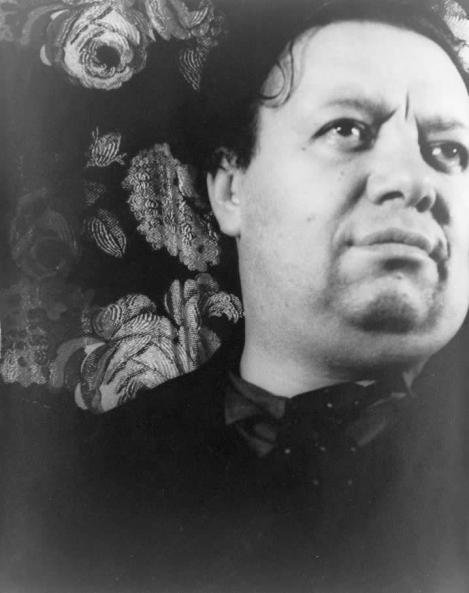 Diego Rivera, 1932