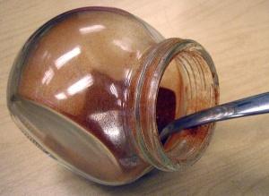 Piquin Chile powder for Pozole
